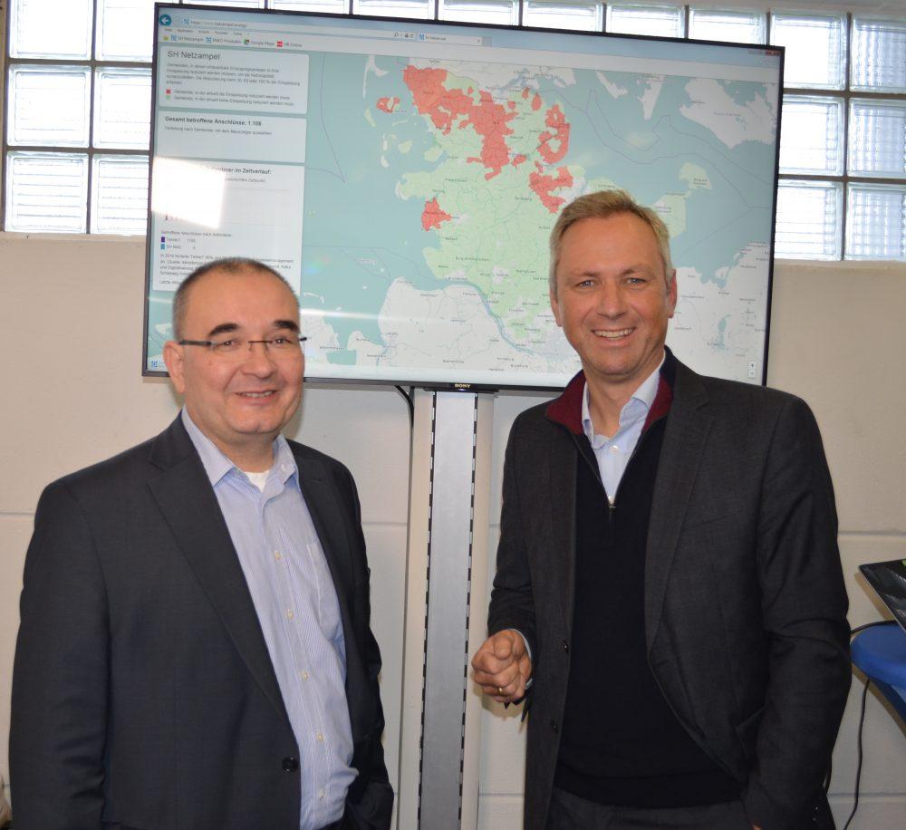 """Digitalisierung der Energiewende: Mehr Erneuerbare Energien im Netz durch """"ENKO"""""""