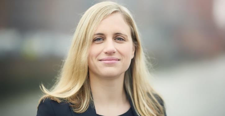 Projektmanagerin Daniela Kröpelin im Interview mit Energate